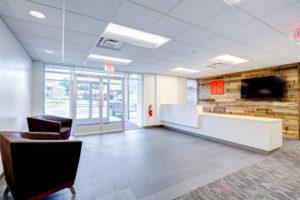 Barnhill Raleigh Office Lobby