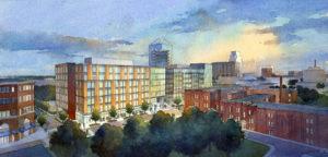 Durham Innovation District, Phase I