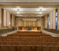 UNC Hill Hall Auditorium One Point