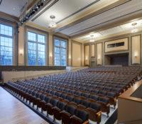 UNC Hill Hall Auditorium to Back