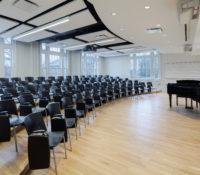 UNC Hill Hall Classroom