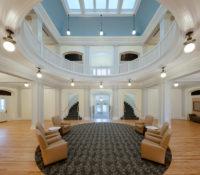 UNC Hill Hall Rotunda First Floor Center