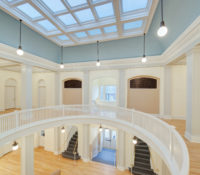 UNC Hill Hall Rotunda