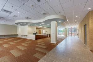 ECU Gateway Lobby