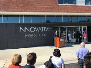 Innovative High School Ribbon Cutting