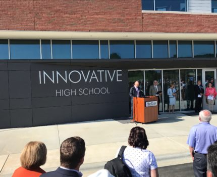 Innovative High School Ribbon Cutting