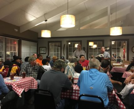 Commercial Truck Drivers Dinner Southeast Division