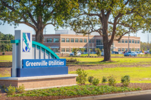 Greenville Utilities Commission Operations Center 82 acre site