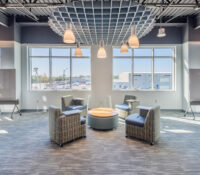 Greenville Utilities Commission Creative Workspaces