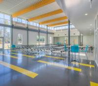 Edneyville Elementary School Cafeteria