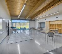 Edneyville Elementary School Classoom with View