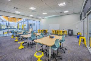 Edneyville Elementary School Classroom