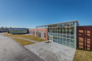 Edneyville Elementary School Exterior Back