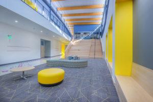 Edneyville Elementary School First Floor Lobby