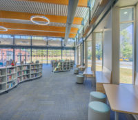 Edneyville Elementary School Media Center