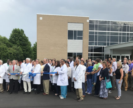 Boice-Willis Ribbon Cutting