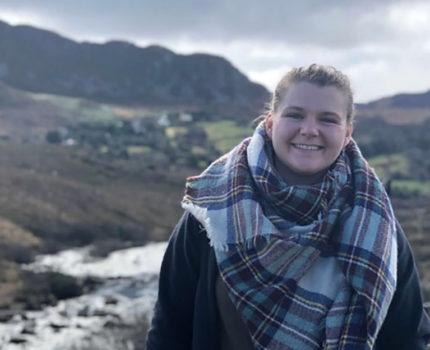 Samantha Jackson Barnhill Family Scholarship Winner