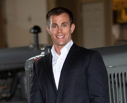 Randy Fichera, Vice President of Streamline Division