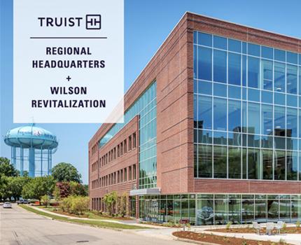 Truist Regional HQ Wins CoreNet Carolinas Community Impact Award